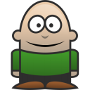 128x128px size png icon of Man