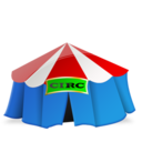 128x128px size png icon of Circus
