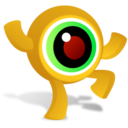 CrazyEye Dance 256x256 Icon