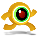 CrazyEye Run 256x256 Icon