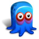 128x128px size png icon of Tentacles creature