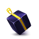128x128px size png icon of Box 12 Zip