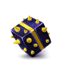 128x128px size png icon of Box 14 Thorn