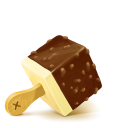 128x128px size png icon of Box 20 Ice Cream Chocolate