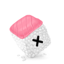 128x128px size png icon of Box 25 Sushi