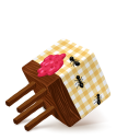 128x128px size png icon of Box 27 Table