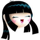 128x128px size png icon of Cosmo Girl