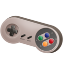 128x128px size png icon of GamePad 02
