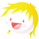 128x128px size png icon of Icyspicy blond