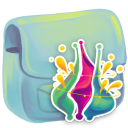 128x128px size png icon of Folder Community