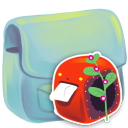 128x128px size png icon of Folder Mail