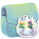 128x128px size png icon of Folder home