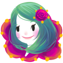 128x128px size png icon of Gaia