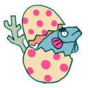 128x128px size png icon of FishEgg