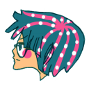 128x128px size png icon of User Boy