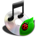 128x128px size png icon of File Music