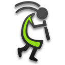 128x128px size png icon of The Kokopelli
