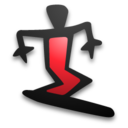 128x128px size png icon of The Surfer
