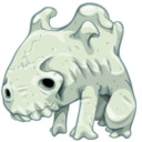 128x128px size png icon of Skelesaur