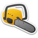 128x128px size png icon of Chainsaw