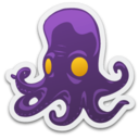 128x128px size png icon of Sea Monster