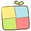 128x128px size png icon of avg