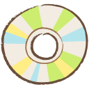 128x128px size png icon of cd dvd 2