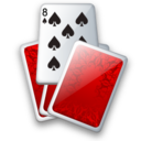 128x128px size png icon of Cards