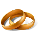 128x128px size png icon of Rings