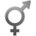 128x128px size png icon of Sex Unknown