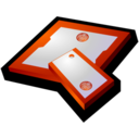 128x128px size png icon of Invitation
