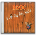 128x128px size png icon of ACDC Fly on the wall