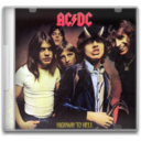 128x128px size png icon of ACDC Highway to hell