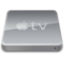 128x128px size png icon of Apple TV