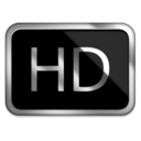 128x128px size png icon of HD