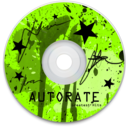 128x128px size png icon of Autorate Green