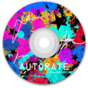 128x128px size png icon of Autorate Multi
