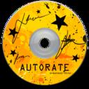 128x128px size png icon of Autorate Orange