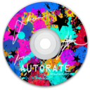 128x128px size png icon of CD Multi