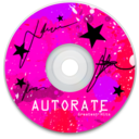 CD Pink Icon