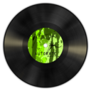 128x128px size png icon of Vinyl Green
