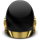128x128px size png icon of Daft Punk Guyman Off