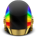 128x128px size png icon of Daft Punk Guyman On