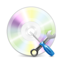 128x128px size png icon of Configuration Disc