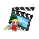 128x128px size png icon of Movie Clapper