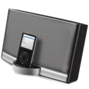 128x128px size png icon of Sound Dock