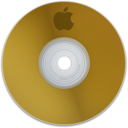 128x128px size png icon of Apple LightScribe