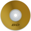 128x128px size png icon of BD LightScribe