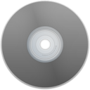128x128px size png icon of Blank Gray