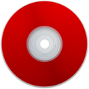 128x128px size png icon of Blank Red